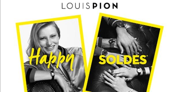Soldes Louis Pion