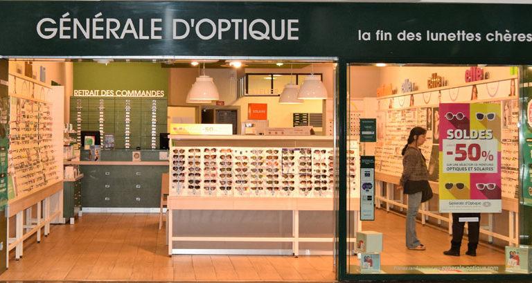 326084cb5f302d Générale d optique - Place des Halles - Centre Commercial Strasbourg