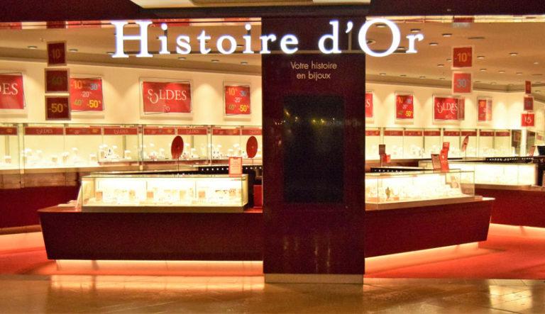 Carte Cadeau Histoire Dor.Histoire D Or Place Des Halles Centre Commercial Strasbourg