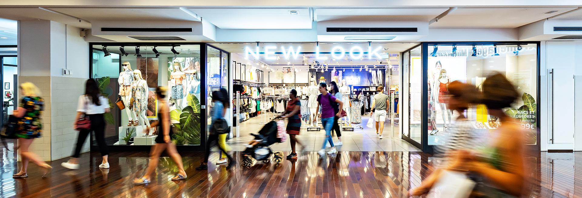 boutique new look place des halles