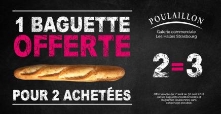 2 = 3 chez Poulaillon