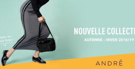 André : collection Automne Hiver 18/19