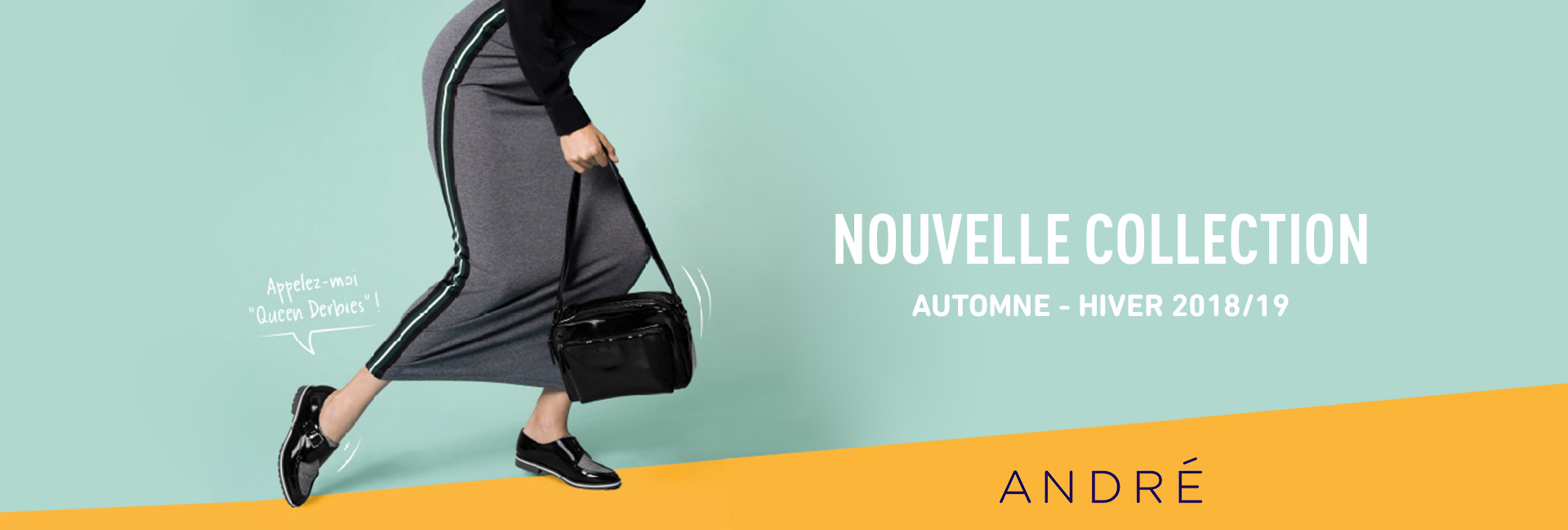 andre nouvelle collection