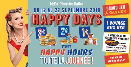 Grand Jeu McDonald's™