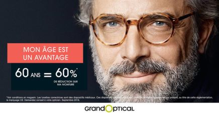 Grand Optical : Pourcent'âge