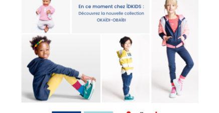 La nouvelle collection OKAIDI-OBAIBI est arrivée !