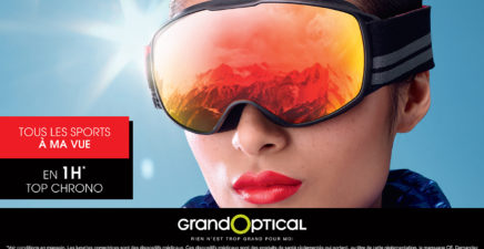 Grand Optical : Sport à la vue