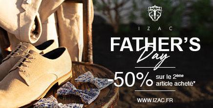 Father's Day chez IZAC