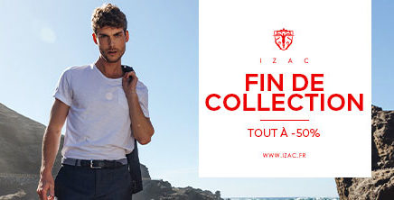 Fin de collection IZAC
