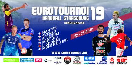 Eurotournoi Handball Strasbourg