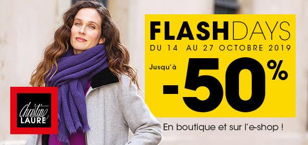 Flash Days - Christine Laure