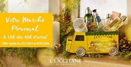 Votre marché Provençal !