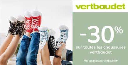 Opération Chaussures chez Vertbaudet !