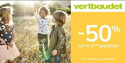 Opération pantalon chez Vertbaudet !