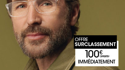 Surclassement : 100€ offerts !