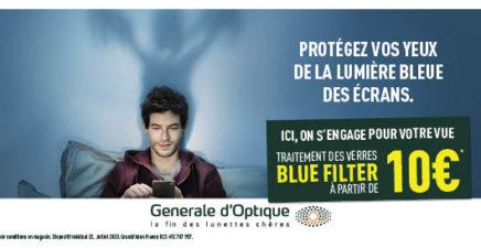 L'OFFRE DE LA RENTRÉE chez GÉNÉRALE D'OPTIQUE