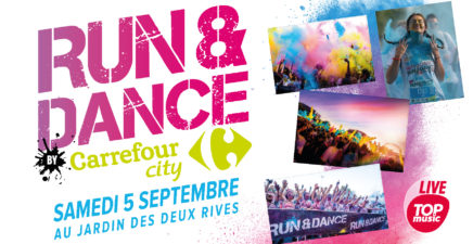 Nouvelle édition de la Run & Dance !