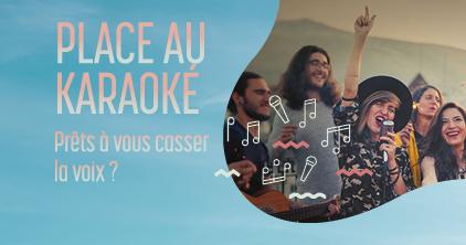 Place au Karaoké !