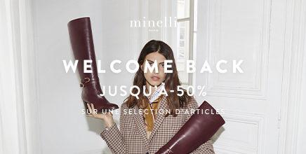 Welcome Back, offre : jusqu'à -50%