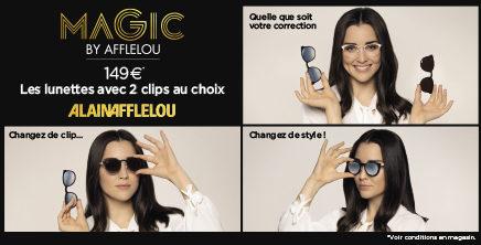 MAGIC BY AFFLELOU chez Alain Afflelou