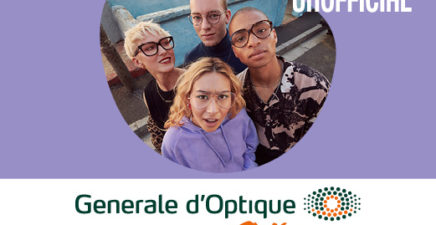 GENERALE D'OPTIQUE lance UNOFFICIAL !