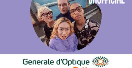 GENERALE D'OPTIQUE lance UNOFFICIAL !
