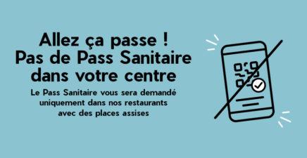 Alerte Info : Application de la mise en place du Pass Sanitaire