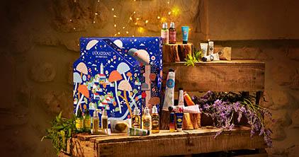 C'est Noël avant l'heure chez L'Occitane !