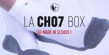 La CHO7 box chez Sobo !
